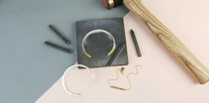 Lisa Angel Hand-Stamping