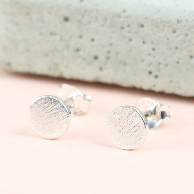 round-textured-sterling-silver-stud-earrings-O21A2861