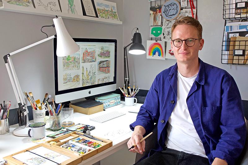 Owen Mathers Studio