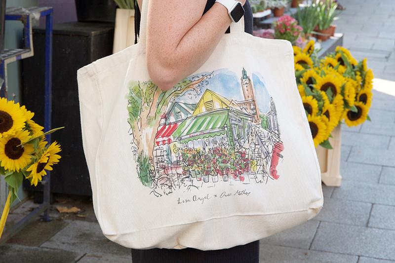 Owen Mathers Tote Bag